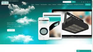 Dakal Lighting Website