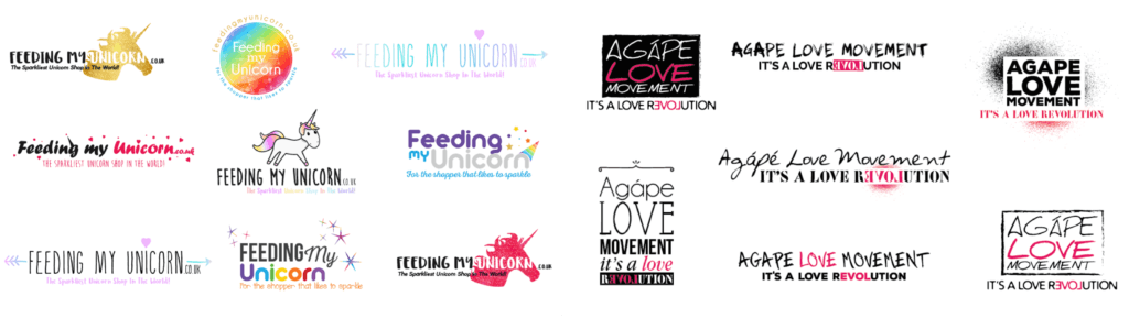 feeding-my-unicorn-and-agape-logo