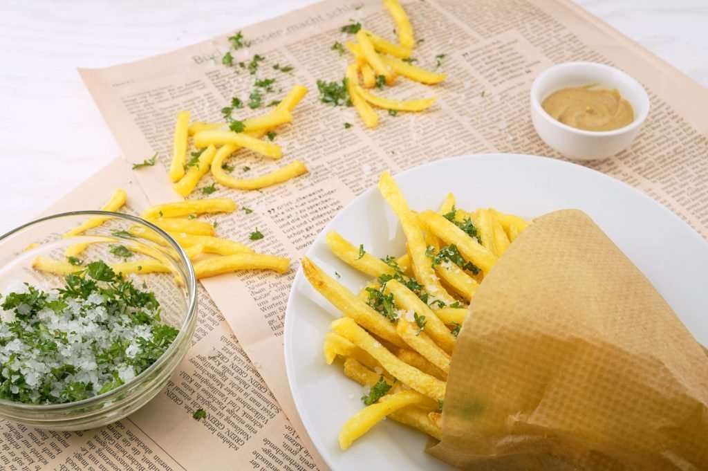 National French Fry Day