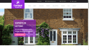 Caropal Website
